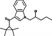 UR-<wbr/>144 N-<wbr/>(2-<wbr/>chloropentyl) analog