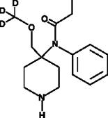 Norsufentanil-<wbr/>d<sub>3</sub>