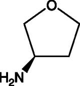 (R)-<wbr/>Tetrahydrofuran-<wbr/>3-<wbr/>ylamine