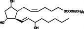 Prostaglandin F<sub>2?</sub> isopropyl ester