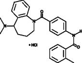Mozavaptan (hydro<wbr>chloride)