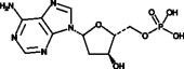 2'-<wbr/>Deoxyadenosine-<wbr/>5'-<wbr/>monophosphate