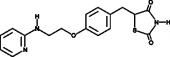 N-desmethyl Rosiglitazone