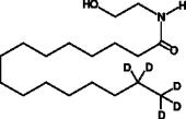 Palmitoyl Ethanolamide-<wbr/>d<sub>5</sub>