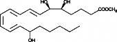 Lipoxin A<sub>4</sub> methyl ester