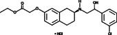 SR 58611A (hydro<wbr/>chloride)
