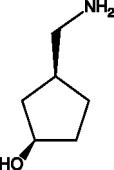 (1R,3S)-<wbr/>3-<wbr/>Aminomethyl-<wbr/>cyclopentanol