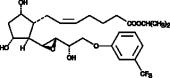 13(S),14(S)-<wbr/>epoxy Fluprostenol isopropyl ester