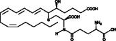 Leukotriene F<sub>4</sub>