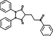 Sulfin<wbr/>pyrazone