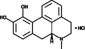 (?)-<wbr/>Apomorphine (hydro<wbr>chloride)