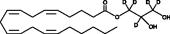 1-<wbr/>Arachidonoyl Glycerol-<wbr/>d<sub>5</sub>