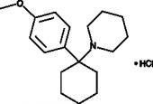 4-<wbr/>methoxy PCP (hydro<wbr>chloride)