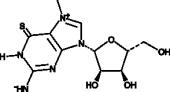 7-<wbr/>methyl-<wbr/>6-<wbr/>Thioguanosine (technical grade)