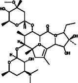 Erythromycin A enol ether