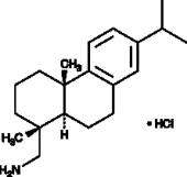 Leelamine (hydro<wbr>chloride)