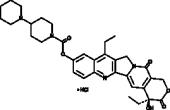 Irinotecan (hydro<wbr>chloride)