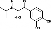 Isoproterenol (hydro<wbr>chloride)