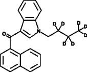 JWH 073-<wbr/>d<sub>7</sub> (exempt preparation)