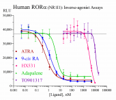 Human ROR? Reporter Assay System, 3 x 32 assays in 96-well format
