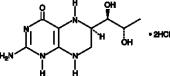 tetrahydro-<wbr/>L-<wbr/>Biopterin (hydro<wbr>chloride)