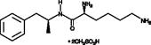 Lisdex<wbr/>amfetamine (mesylate)