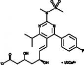 Rosuvastatin (calcium salt)