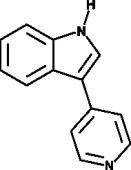 3-(4-Pyridyl)<wbr/>indole