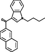 JWH 073 2'-<wbr/>naphthyl isomer