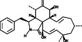 Cytochalasin J