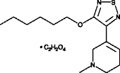 Xanomeline (oxalate)