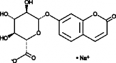 7-Hydroxy Coumarin Glucuronide (sodium salt)