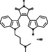 Bisindolylmaleimide I (hydro<wbr/>chloride)