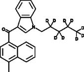 JWH 122-<wbr/>d<sub>9</sub>