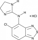 Tizanidine (hydrochloride)