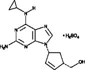 Abacavir (sulfate)