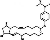 Prostaglandin E<sub>2</sub> <em>p-<wbr/></em>acetamidophenyl ester