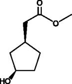 (1S,3R)-<wbr/>3-<wbr/>Hydroxycyclopentane acetic acid methyl ester