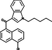 JWH 398 5-<wbr/>chloronaphthyl isomer