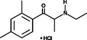 2,4-<wbr/>Dimethylethcathinone (hydro<wbr>chloride)