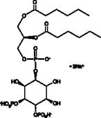 PtdIns-<wbr/>(3,4)-<wbr/>P<sub>2</sub> (1,2-<wbr/>dihexanoyl) (sodium salt)