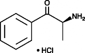 (?)-<wbr/>(S)-<wbr/>Cathinone (hydro<wbr>chloride) (exempt preparation)