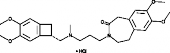Ivabradine (hydro<wbr>chloride)