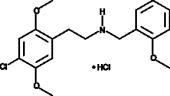 25C-NBOMe (hydro<wbr>chloride)