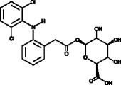 Diclofenac Acyl-β-D-<wbr/>Glucuronide