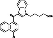JWH 398 N-<wbr/>pentanoic acid metabolite