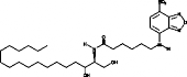 C6 NBD dihydro Ceramide (d18:0/6:0)