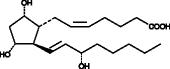Prostaglandin F<sub>2α</sub>