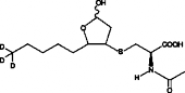 4-<wbr/>hydroxy Nonenal Mercapturic Acid-<wbr/>d<sub>3</sub>