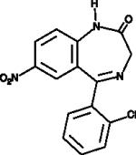 Clonazepam (CRM)